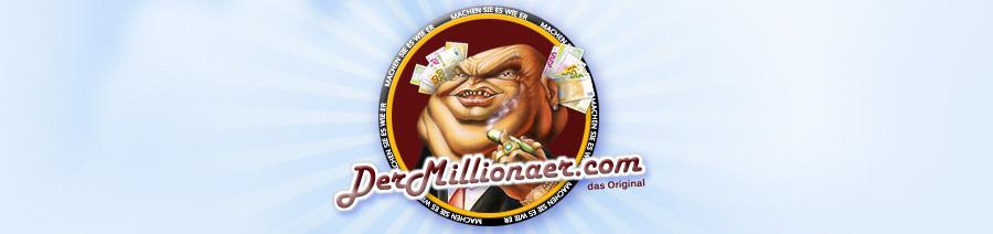 Der Millionär und seine Online-Strategien